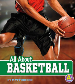 Cover for All About Basketball
