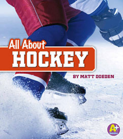 Cover for All About Hockey