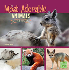 Cover for The Most Adorable Animals in the World
