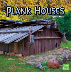 Cover for Plank Houses