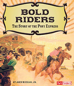 Cover for Bold Riders