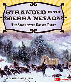 Cover for Stranded in the Sierra Nevada