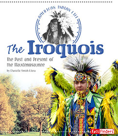 Cover for The Iroquois
