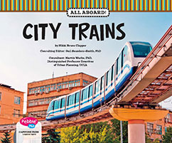 Cover for City Trains