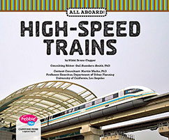 Cover for High-Speed Trains
