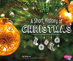 Cover for A Short History of Christmas
