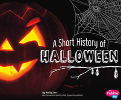 Cover for A Short History of Halloween