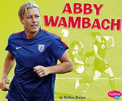 Cover for Abby Wambach
