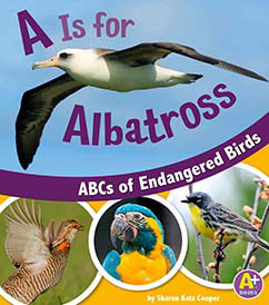Cover for A Is for Albatross