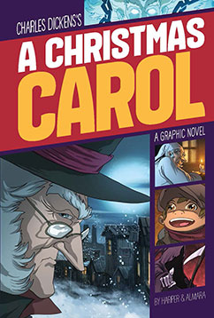 Cover for A Christmas Carol
