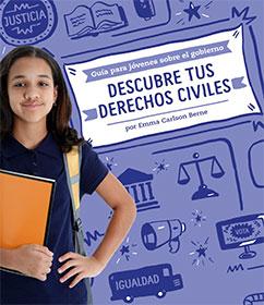 book cover for Descubre tus derechos civiles (Understanding Your Civil Rights)