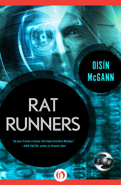 Cover for Rat Runners