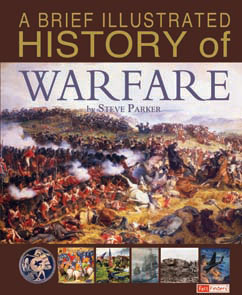 Cover for A Brief Illustrated History of Warfare