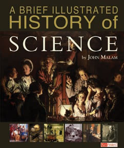Cover for A Brief Illustrated History of Science