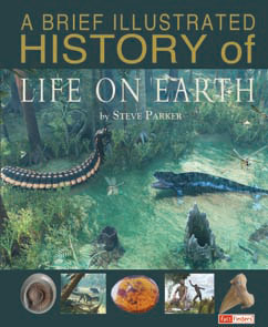 Cover for A Brief Illustrated History of Life on Earth