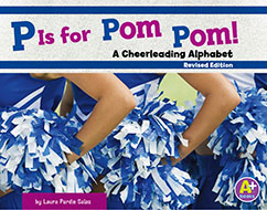 Cover for P Is for Pom Pom!