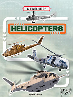 Cover for A Timeline of Helicopters