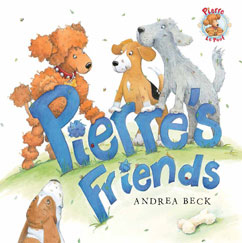 Cover for Pierre's Friends