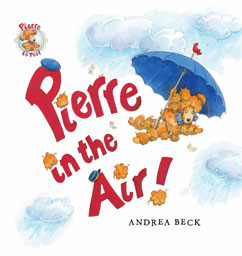 Cover for Pierre in the Air