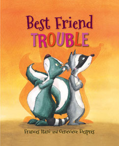 Cover for Best Friend Trouble