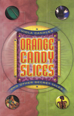 Cover for Orange Candy Slices and Other Secret Tales