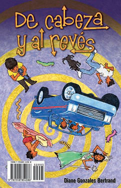 Cover for De cabeza y al revés