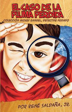 Cover for El caso de la pluma perdida