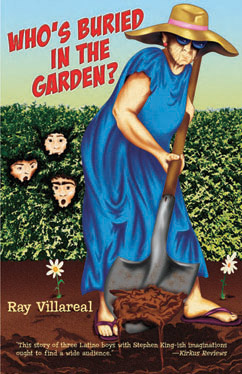 Cover for Who's Buried in the Garden?