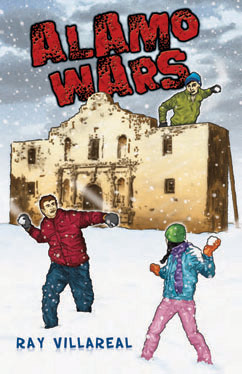 Cover for Alamo Wars