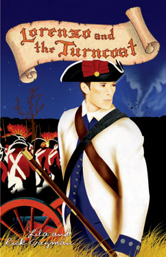Cover for Lorenzo and the Turncoat