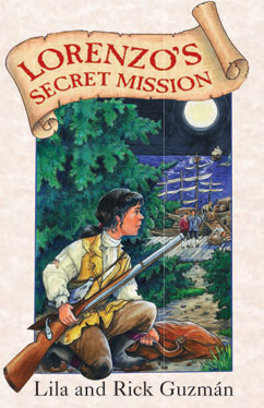 Cover for Lorenzo's Secret Mission