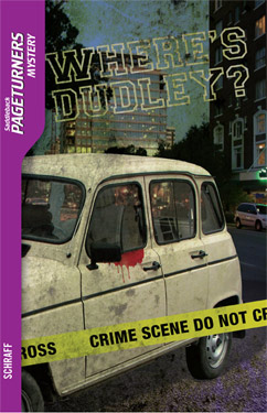 Cover for Where's Dudley?