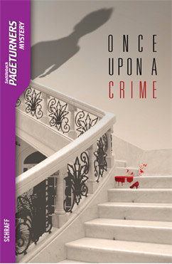 Cover for Once Upon a Crime