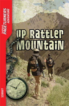 Cover for Up Rattler Mountain