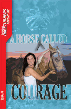 Cover for A Horse Called Courage