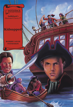 Cover for Kidnapped