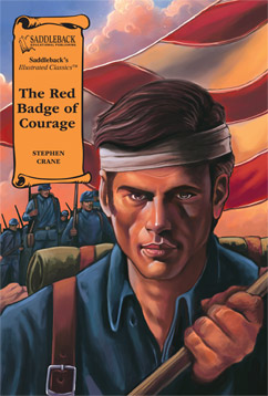 Cover for The Red Badge of Courage