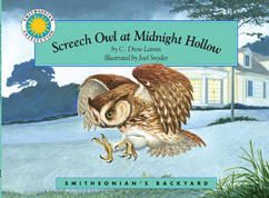 Cover for Screech Owl at Midnight Hollow