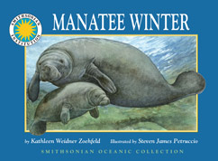 Cover for Manatee Winter