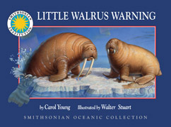 Cover for Little Walrus Warning