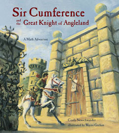 Cover for Sir Cumference and the Great Knight of Angleland