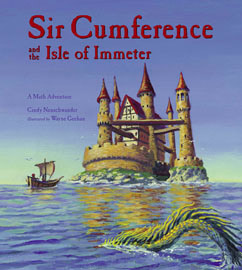 Cover for Sir Cumference and the Isle of Immeter