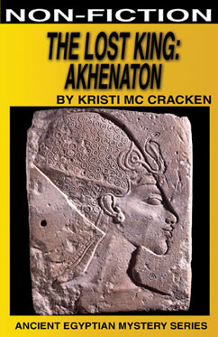 Cover for The Lost King: Akhenaton