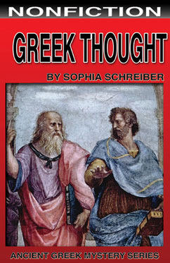 Cover for Greek Thought