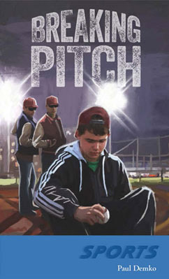 Cover for Breaking Pitch