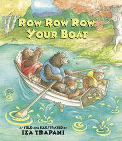 Cover for Row Row Row Your Boat