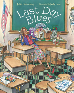 Cover for Last Day Blues
