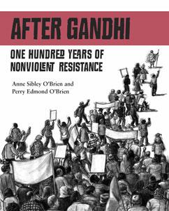 Cover for After Gandhi