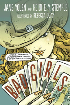 Cover for Bad Girls