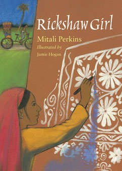 Cover for Rickshaw Girl